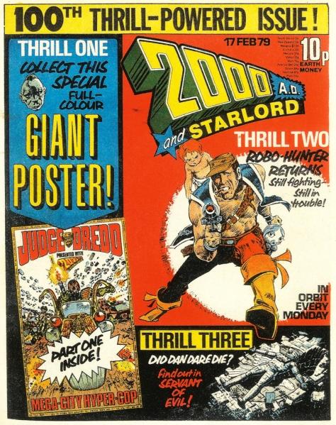 2000AD, Prog 100