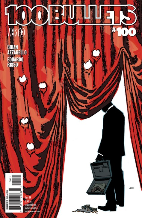 100 Bullets, issue 100