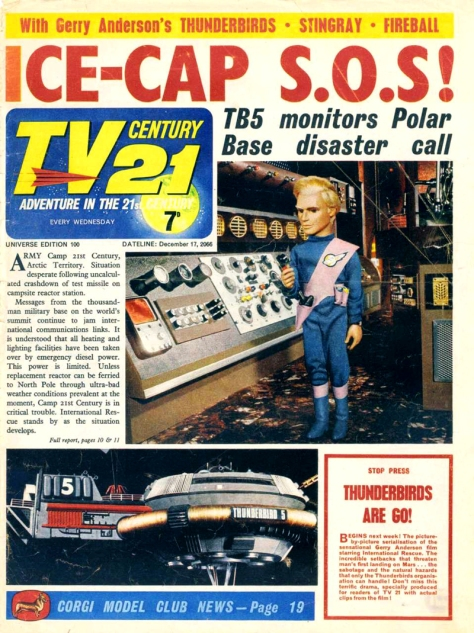 TV Century 21, issue 100