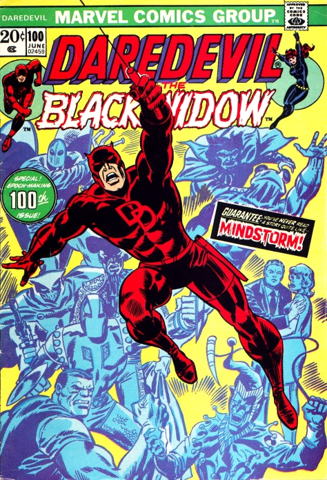 Daredevil, issue 100
