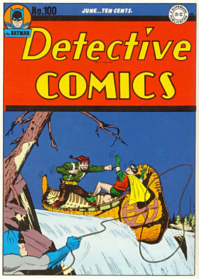 Detective Comics, issue 100