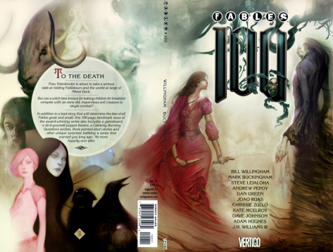 Fables, issue 100