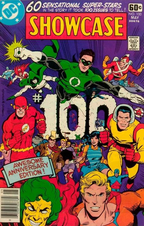 Showcase, issue 100