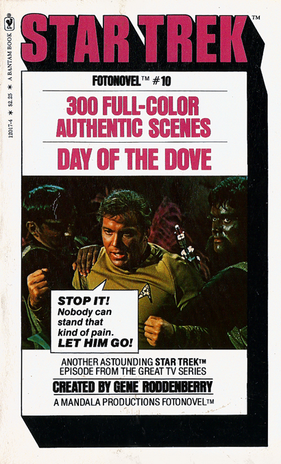 Star Trek Fotonovel #10: Day of the Dove