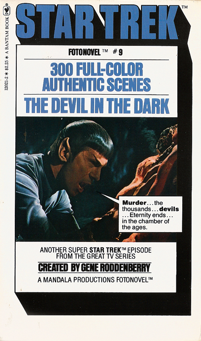 Star Trek Fotonovel #9: The Devil in the Dark