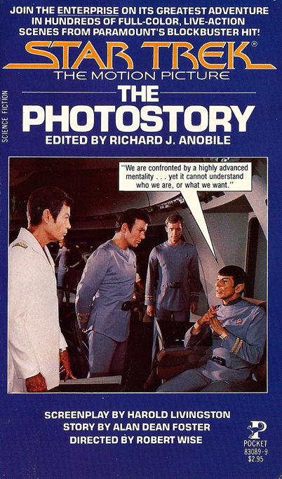 Star Trek: The Motion Picture Photostory