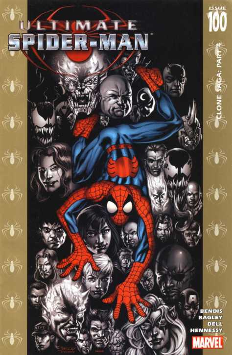 Ultimate Spider-Man, issue 100