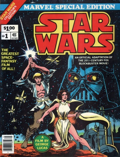 Marvel Star Wars Special Edition #1, front cover