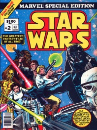 Marvel Star Wars Special Edition #2, front cover