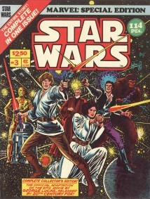Marvel Star Wars Special Edition #3, front cover