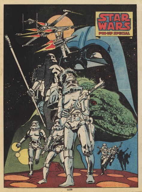Marvel Star Wars Special Edition #3, page 58