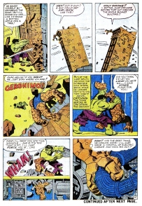 The Fantastic Four, issue 25 page 18