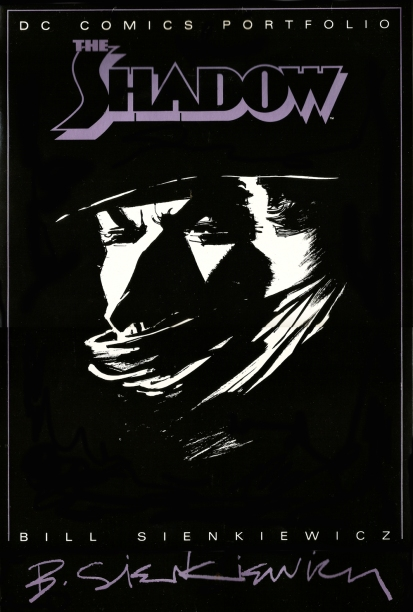 The Shadow Portfolio, front cover