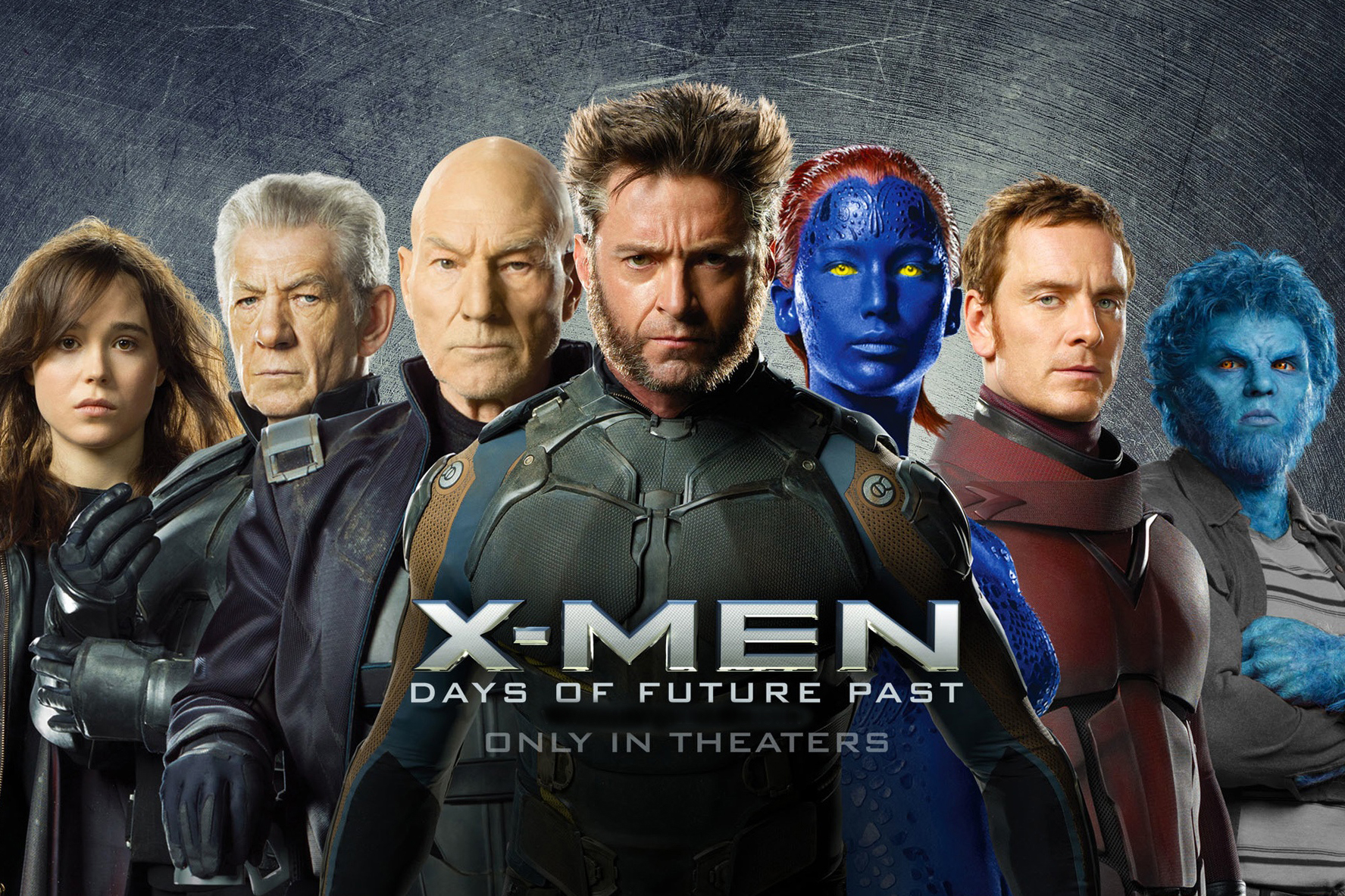 X-Men Days of Future Past banner 2 | 'TAIN'T THE MEAT… IT'S THE HUMANITY!