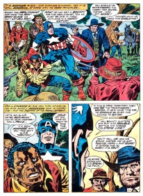 Captain America's Bicentennial Battles, page 45