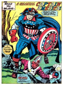 Captain America's Bicentennial Battles, page 80