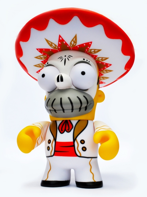 Day of the Dead Homer