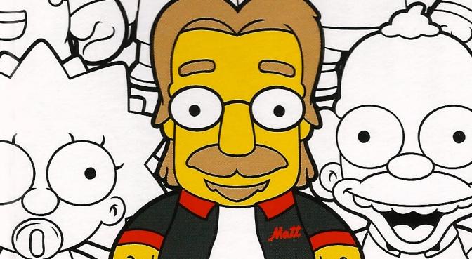 Kidrobot's Matt Groening