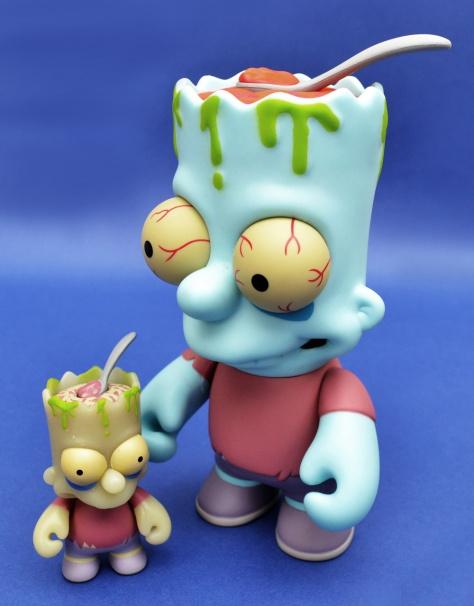 Kidrobot's Zombie Barts