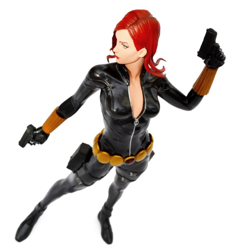 Kotobukiya's Marvel Now! Black Widow ARTFX+ statue