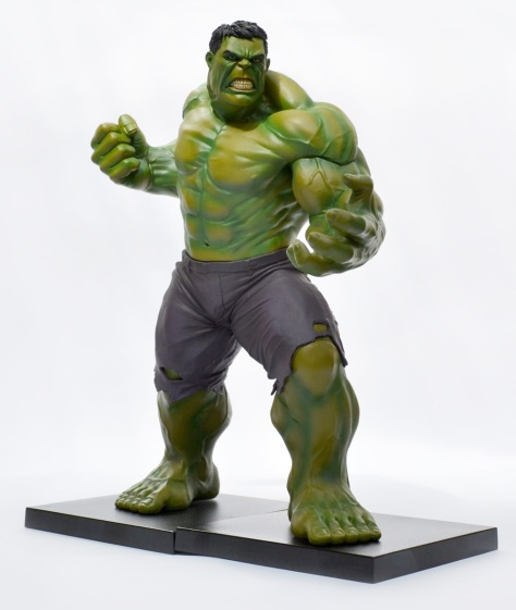 Kotobukiya, Marvel Now!, Hulk, ARTFX+, statue, with base