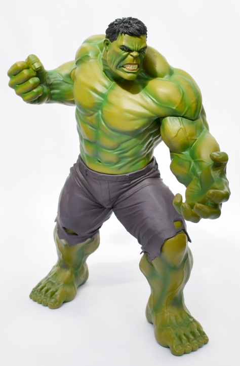 Kotobukiya's Marvel Now! Hulk ARTFX+ Statue