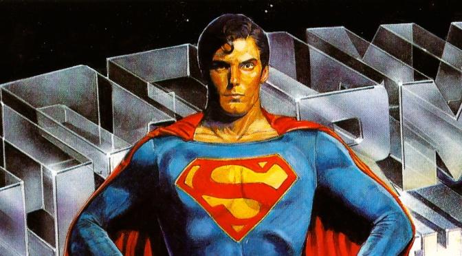 Superman The Movie Portfolio (1979)
