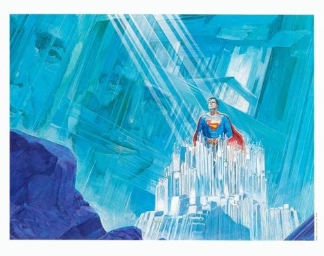 Superman The Movie Portfolio, plate 6