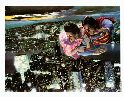 Superman The Movie Portfolio, plate 7