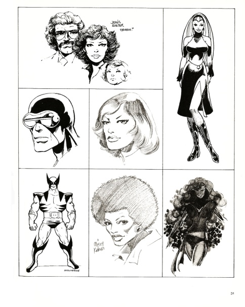 The Art of John Byrne, page 31