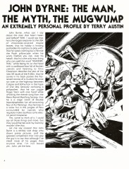The Art of John Byrne, page 4