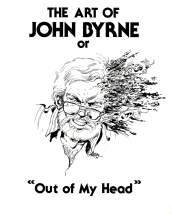 The Art of John Byrne, title page