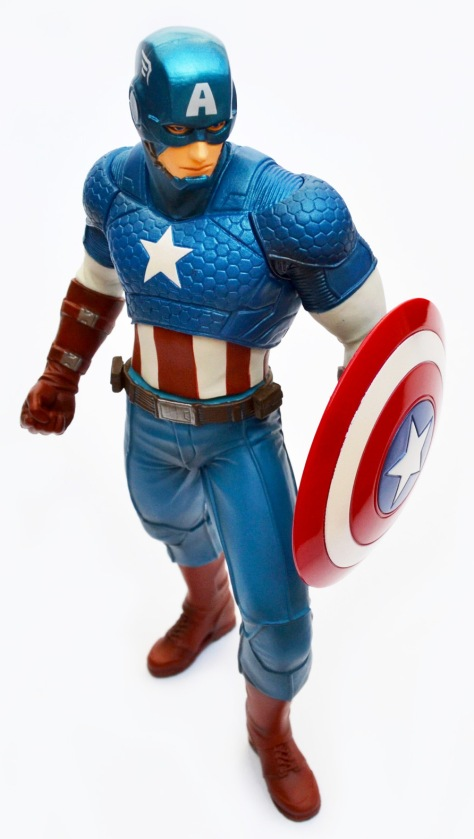 Kotobukiya, Marvel Now!, Captain America, ARTFX+ statue