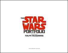 Star Wars Portfolio, Title Sheet 1 v2