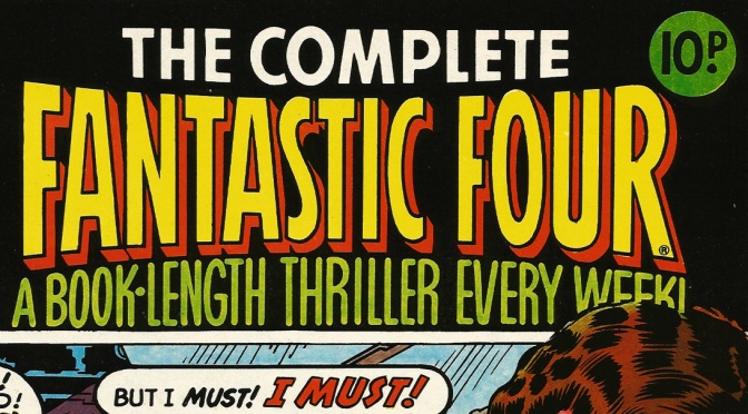 The Complete Fantastic Four