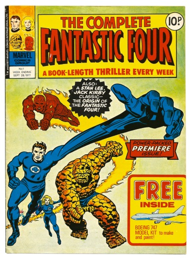 The Complete Fantastic Four, issue #1