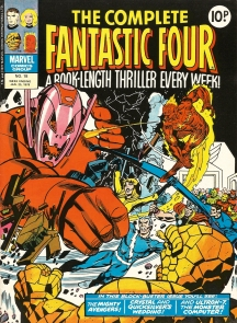The Complete Fantastic Four, issue #18