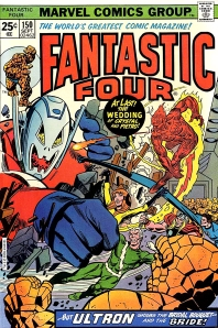 The Fantastic Four issue #150