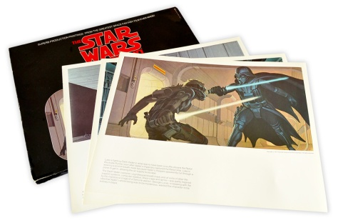 The Star Wars Porfolio