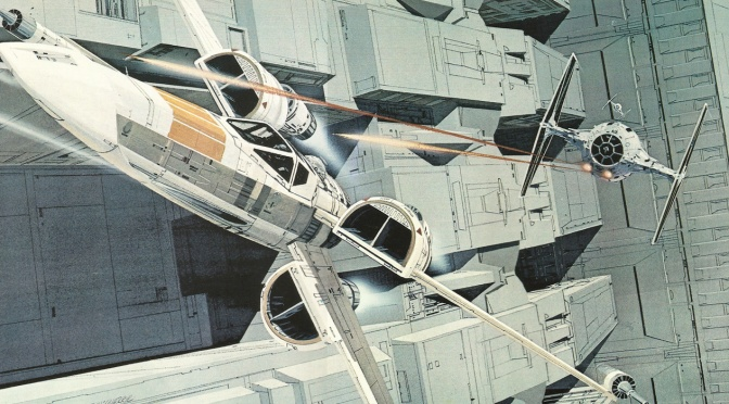 The Star Wars Portfolio (1977), Part Three