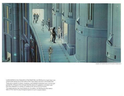 The Star Wars Portfolio, Plate 11
