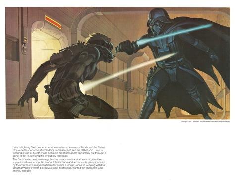 The Star Wars Portfolio, Plate 14