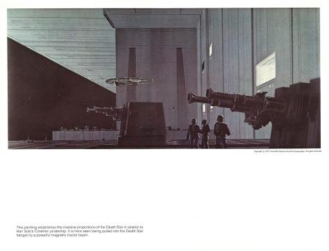 The Star Wars Portfolio, Plate 8