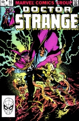 Doctor Strange issue #55