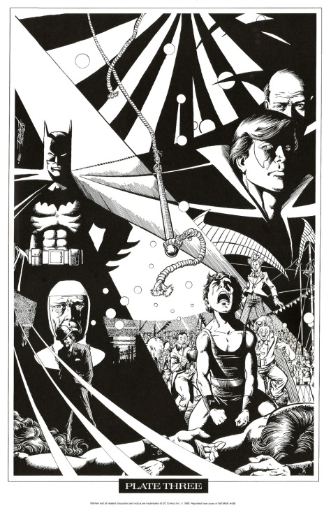 George Perez Portfolio, Plate Three