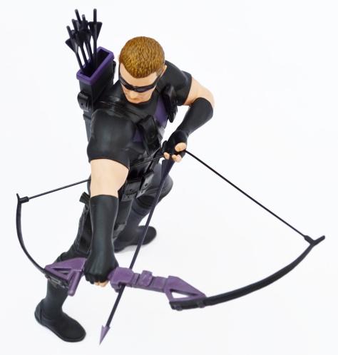Kotobukiya Marvel Now! Hawkeye ARTFX+ statue