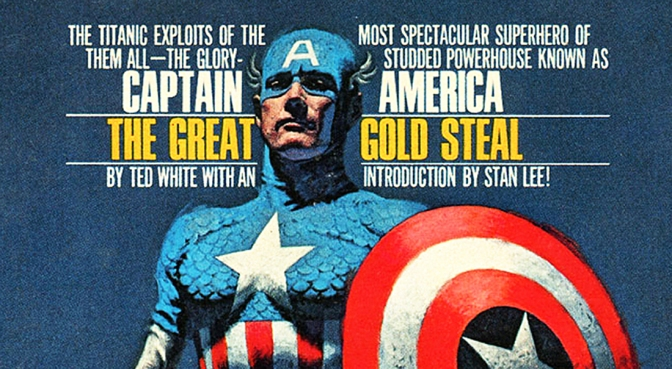 Captain America: The Great Gold Steal (1968)