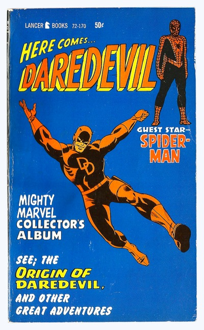 Here Comes... Daredevil Collector's Album
