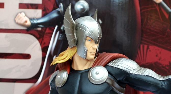 Reviewed: Marvel Now! Thor ARTFX+ Statue by Kotobukiya