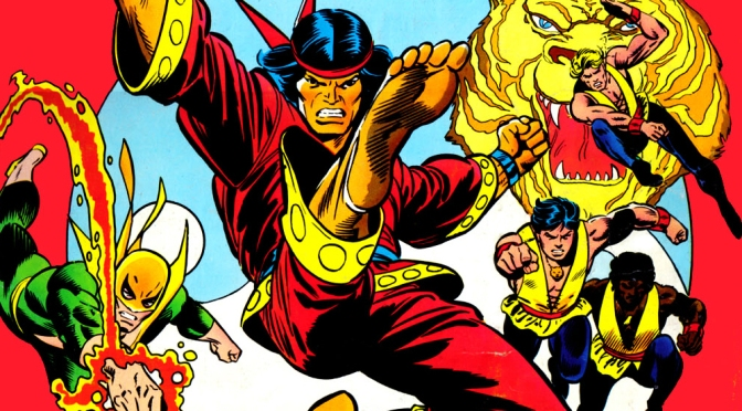 Marvel Special Collector's Edition: Savage Fists of Kung Fu (1975)